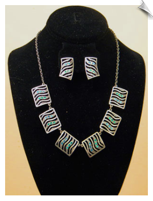 Necklaces Sets- Art Deco