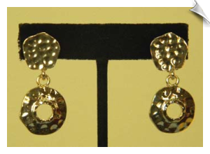 Clip On Earrings - Petite