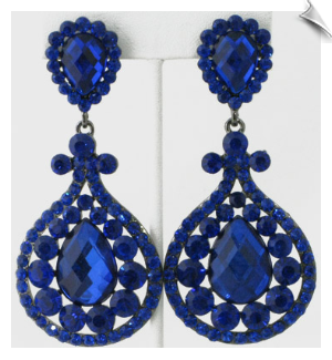 Clip On Earrings - Big & Bold