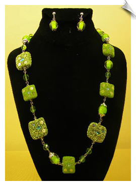 Necklace Set - Brights