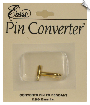 Pin Converter - Goldtone