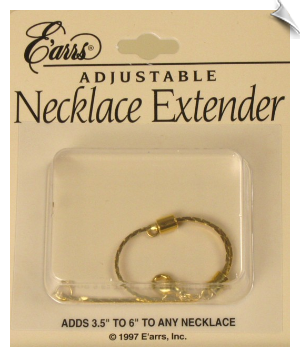 Necklace Extender - Goldtone