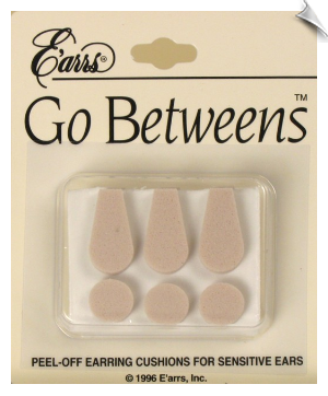 "Clip On Earring - "" Go Betweens"""