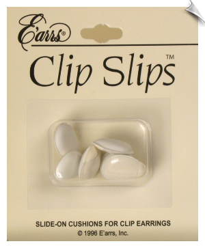 "Clip On Earring - ""Slips"""