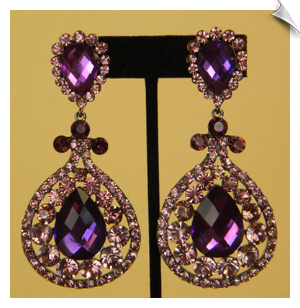 Clip On Earrings - BBB