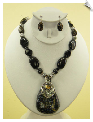Necklace Sets-Art Deco