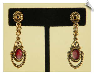 Clip On Earrings-Fashion Classic