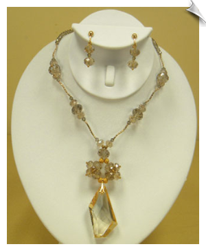 Necklace Sets-Gold
