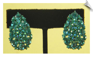 Clip On Earrings- Fashion Classic