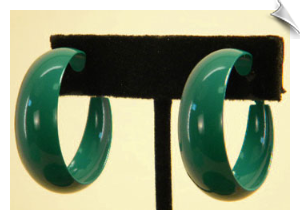 Clip On Earrings- Hoops-Fashion