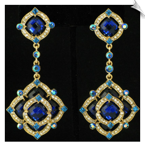 Clip On Earrings- Fashion