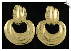 Clip On Earrings - Fashion Classic