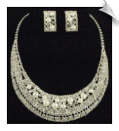 Necklace Set - PEARL 5081