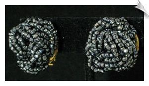 Clip Earrings - Vintage