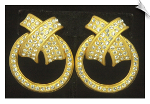 Clip Earrings - Big & Bold