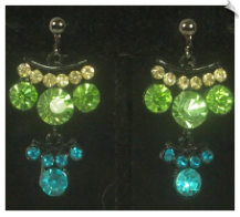 Clip Earrings - Fashion (SKU: SOL6152)