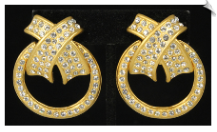 Clip On Earrings - Big & Bold (SKU: SOL6244)