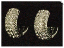 Clip On Earrings - Magnetic (SKU: SOL3010)