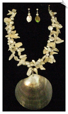 Necklace Set - Pearl (SKU: SOL3486)