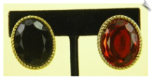 2 in 1 Clip Earrings (SKU: SOL3604)