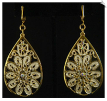 Clip On Earrings - Fashion (SKU: SOL3809)