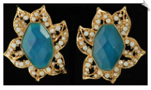 Clip On Earrings - Fashion Classic (SKU: SOL4048)