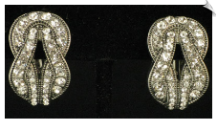 Clip On Earrings - Classic 4135 (SKU: SOL4135)
