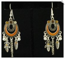 Clip On Earrings - Fashion (SKU: SOL4160)