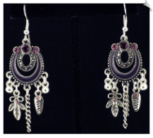 Clip On Earrings - Fashion (SKU: SOL4161)