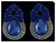 Clip On Earrings - Fashion (SKU: SOL4555)
