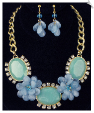 Necklace Set - Fashion (SKU: SOL4729)