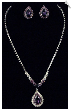 Necklace - Glamour (SKU: SOL4997)