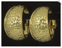 Clip Earrings - Hoops (SKU: SOL6737)