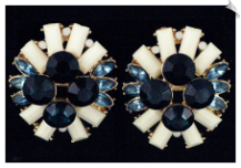 Clip On Earrings - Fashion (SKU: SOL5004)