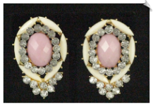 Clip On Earrings - Fashion (SKU: SOL5020)