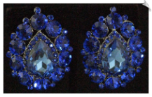 Clip On Earrings - Fashion Classic (SKU: SOL5058)