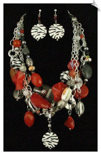 Necklace Set - Fashion (SKU: SOL5122)
