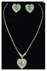 Necklace Sets - Glamour (SKU: SOL5135)