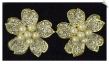 Clip Earrings - Fashion (SKU: SOL6249)
