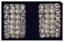 Clip On Earrings - Classic (SKU: SOL5480)