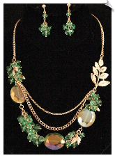 Necklace Set - Brights (SKU: SOL5533)