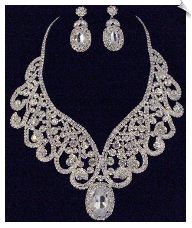 Necklace Set - Glamour (SKU: SOL5566)
