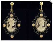 Clip Earrings - Fashion Classic (SKU: SOL5602)