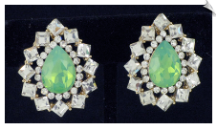 Clip Earrings - Fashion Classic (SKU: SOL5613)