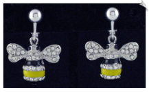 Clip Earrings - Fashion (SKU: SOL5670)