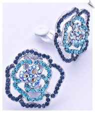 Clip Earrings - Fashion (SKU: SOL5950)