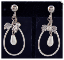 Clip Earrings - Fashion (SKU: SOL5974)