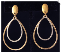 Clip Earrings - Fashion (SKU: SOL5975)