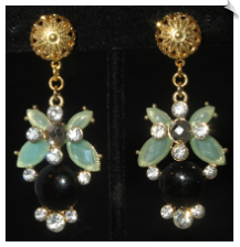 Clip Earrings - Fashion (SKU: SOL6031)