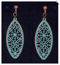 Clip Earrings - Fashion (SKU: SOL6141)